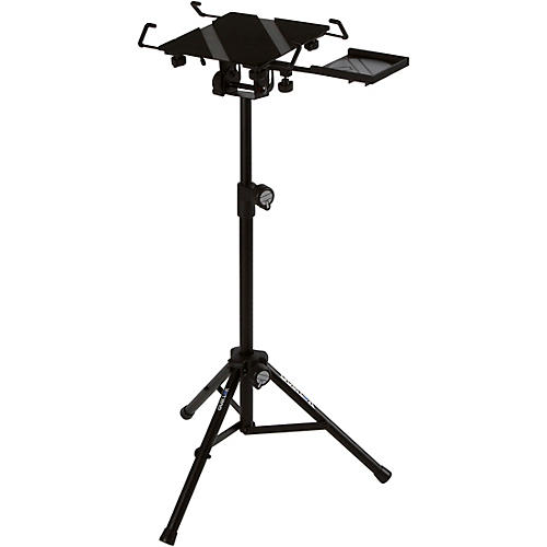 Quik-Lok Fully Adjustable Tripod-Base Universal Laptop Holder