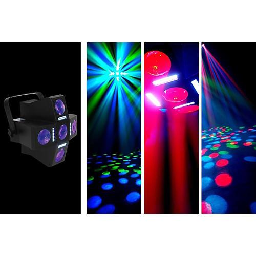 American DJ Fun Factor LED Moonflower/Strobe Lighting Effect