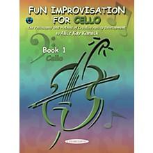 Alfred Fun Improvisation for ... Cello  Book/CD