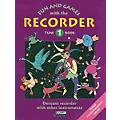Schott Fun and Games with the Recorder (Descant Tune Book 1) Schott Series by Gerhard Engel thumbnail