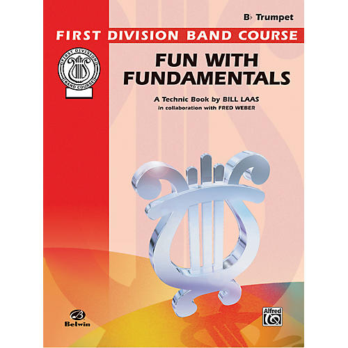 Alfred Fun with Fundamentals B-Flat Cornet
