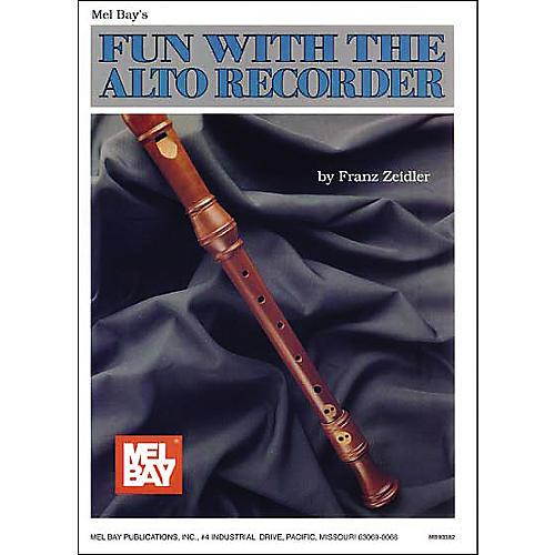 Mel Bay Fun with The Alto Recorder