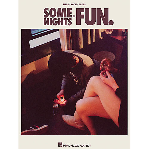 Hal Leonard Fun. - Some Nights Piano/Vocal/Guitar Songbook