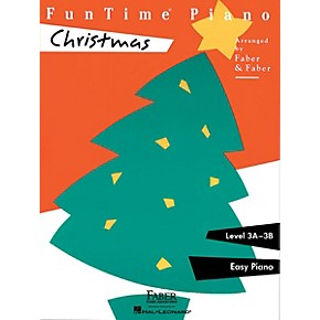 faber piano adventures funtime christmas level 3a 3b. Black Bedroom Furniture Sets. Home Design Ideas