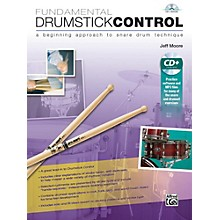 Alfred Fundamental Drumstick Control Book & CD