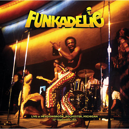 Alliance Funkadelic - Live Meadowbrook Rochester Michigan 12th September