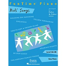 Faber Piano Adventures Funtime Piano Kids Songs - Faber Piano Adventures