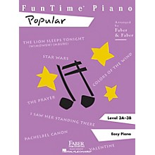 Faber Piano Adventures Funtime Piano Popular CD (Enhanced CD with MIDI Files) Faber Piano Adventures Series CD (Level 3A-3B)
