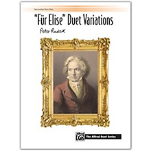 "Alfred ""Fur Elise"" Duet Variations Intermediate"
