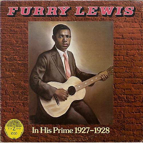 Alliance Furry Lewis - In His Prime