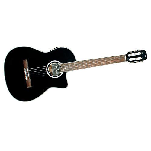 Cordoba Fusion 12 Jet II Nylon-String Acoustic-Electric Guitar