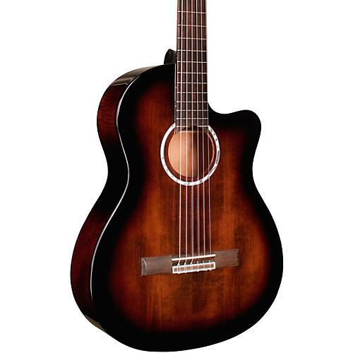 Cordoba Fusion 5 Acoustic-Electric Classical Guitar Sonata Burst