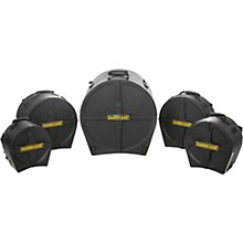 HARDCASE Fusion 5-Piece Drum Case Set