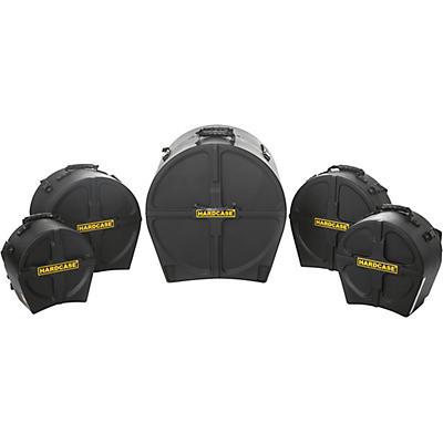 HARDCASE Fusion 5-Piece Drum Case Set