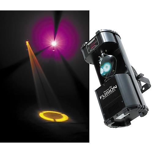 American DJ Fusion Scan 250 EX DMX Scanner and Laser