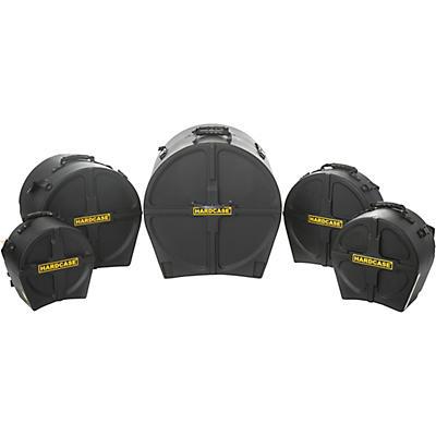 HARDCASE Fusion2 5-Piece Drum Case Set