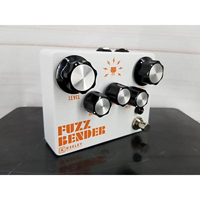 Keeley Fuzz Bender Effect Pedal