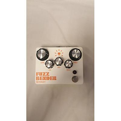 Keeley Fuzz Bender Effect Pedal