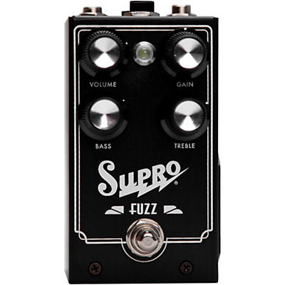 Supro Fuzz Guitar Effects Pedal