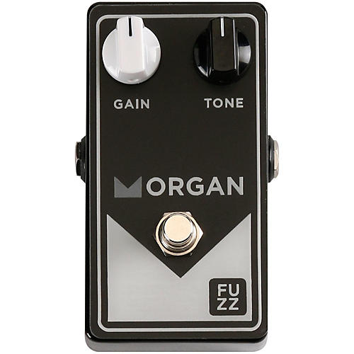 Morgan Fuzz Pedal Condition 2 - Blemished Regular 194744021145