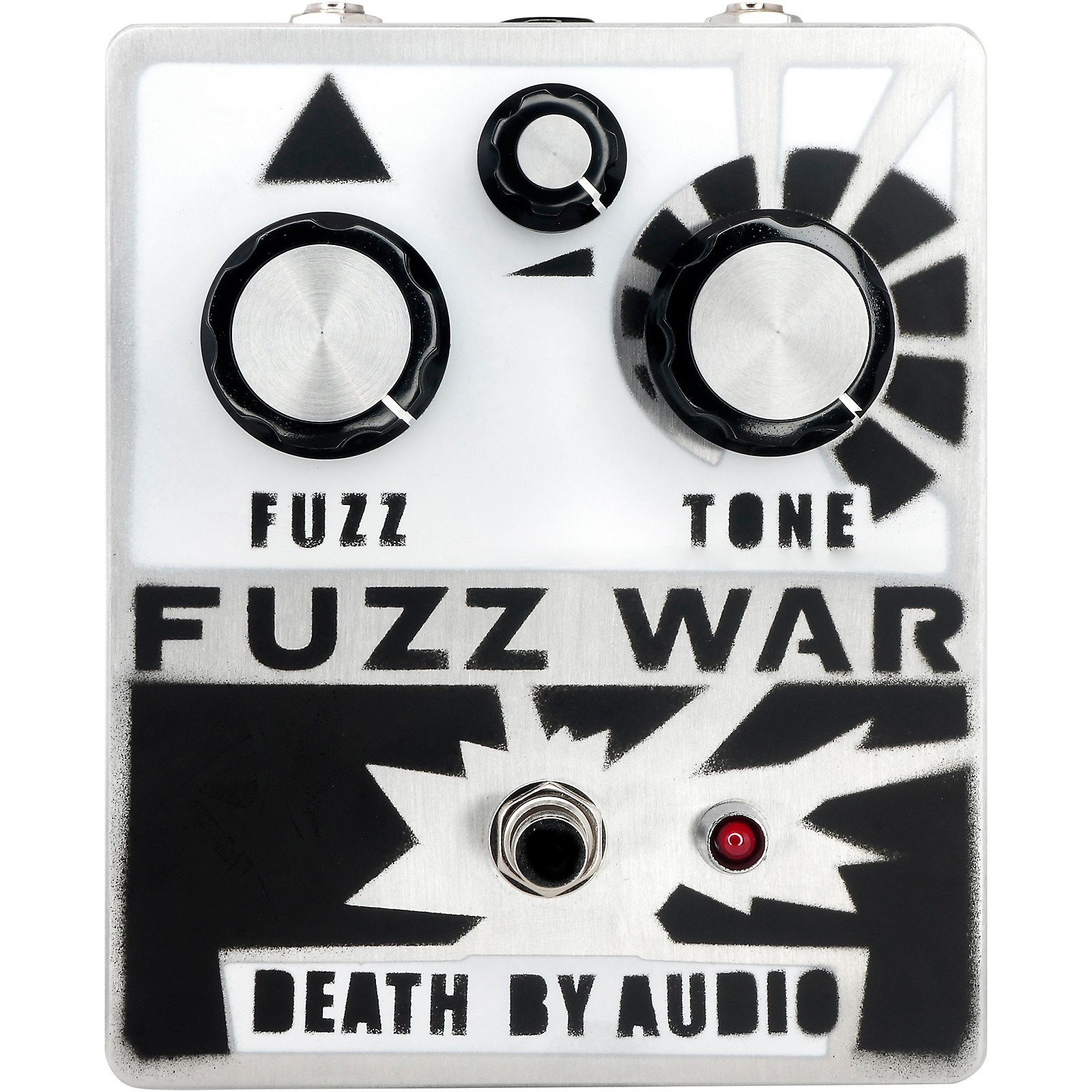 Death By Audio Fuzz War Effects Pedal