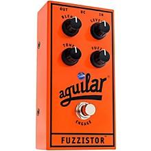 Open BoxAguilar Fuzzistor Bass Fuzz Pedal
