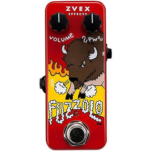 Zvex Fuzzolo Fuzz Guitar Effects Pedal