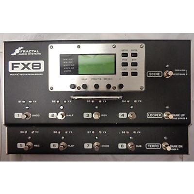 Fractal Audio Fx8 Effect Processor Effect Processor