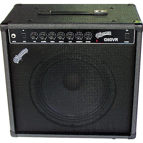 pignose g 60vr guitar tube combo amp musician 39 s friend. Black Bedroom Furniture Sets. Home Design Ideas