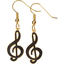 AIM G-Clef Earrings