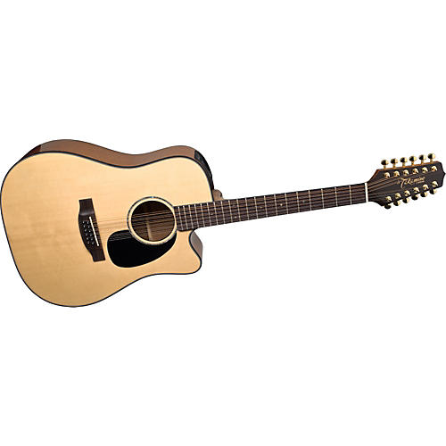 Takamine G Dreadnought EG345C 12-String Acoustic-Electric Guitar