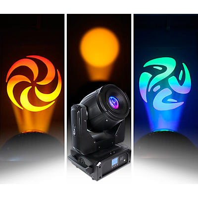 Blizzard G-Max150 150W LED Moving Head Beam with Gobos