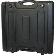 G-Pro Roto Mold Rack Case Green 2-Space
