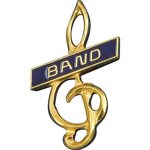 Award Emblem G Series Clef Award Pins