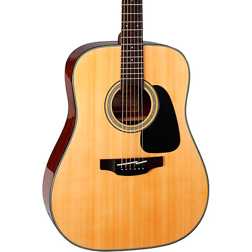 Takamine G Series Dreadnought Solid Top Acoustic Guitar Gloss Natural