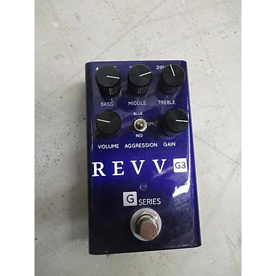 Revv Amplification G Series G3 Effect Pedal