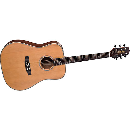 Takamine G Series G511SS Dreadnought Herringbone Acoustic Guitar