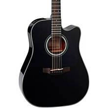 Open BoxTakamine G Series GD30CE Dreadnought Cutaway Acoustic-Electric Guitar