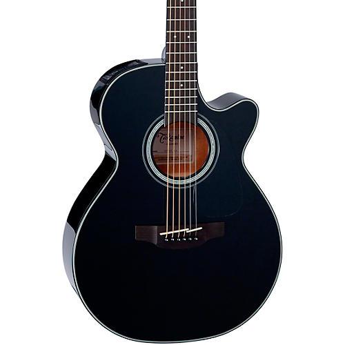 takamine g series gf30ce cutaway acoustic guitar gloss black musician 39 s friend. Black Bedroom Furniture Sets. Home Design Ideas