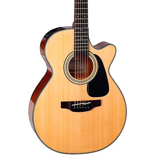 Takamine G Series GF30CE Cutaway Acoustic Guitar Satin Natural