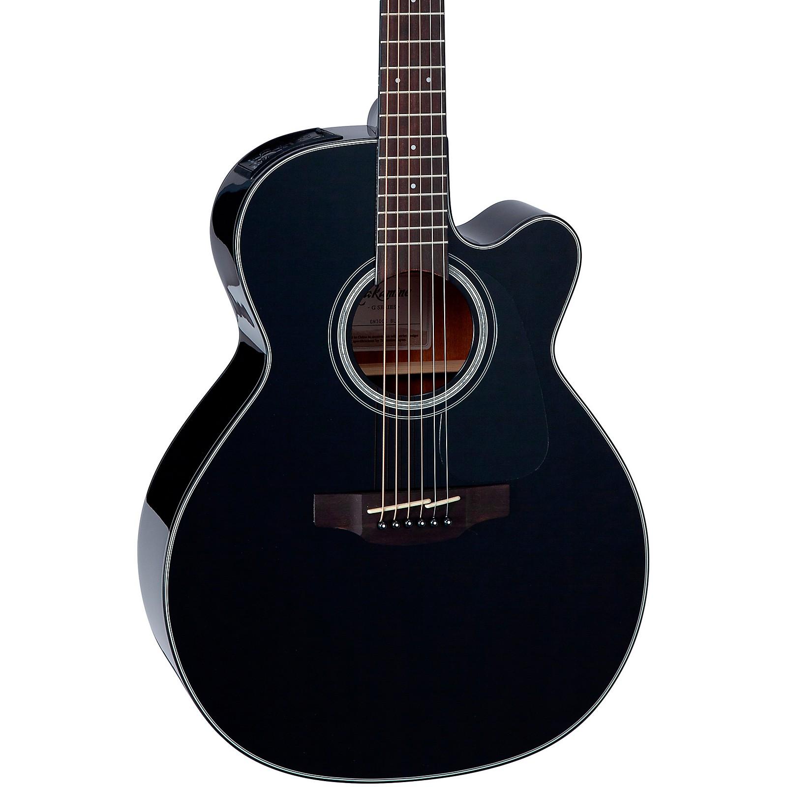 Takamine G Series GN30CE NEX Cutaway Acoustic-Electric Guitar