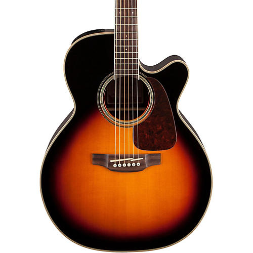 Takamine G Series GN71CE NEX Cutaway Acoustic-Electric Guitar Gloss Sunburst