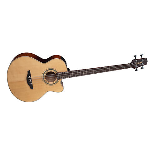 Takamine G Series Quilt Maple Acoustic-Electric Bass