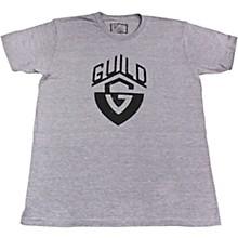 G-Shield Distressed Logo Charcoal Grey T-Shirt Medium