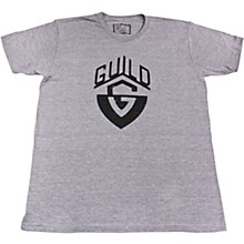 Guild G-Shield Distressed Logo Charcoal Grey T-Shirt