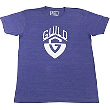 Guild G-Shield Distressed Logo Navy T-Shirt
