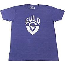 G-Shield Distressed Logo Navy T-Shirt XX Large