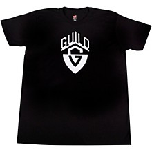 Guild G-Shield Logo Black T-Shirt