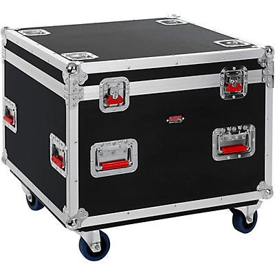 "Gator G-TOURTRK3030HS G-Tour Truck Pack Trunk; 30""x30""x27""; 9mm"