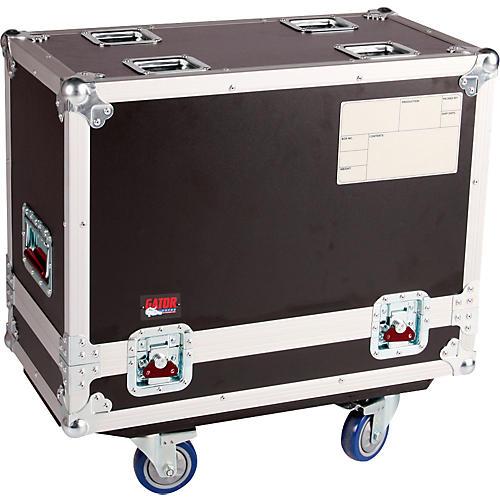Gator G-Tour 2X-K10 Speaker Case